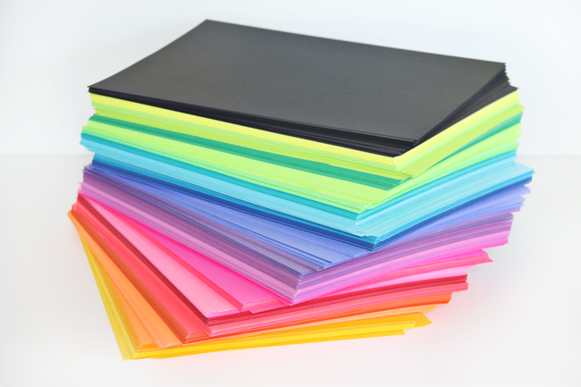Astrobrights Colored Paper 25 colors
