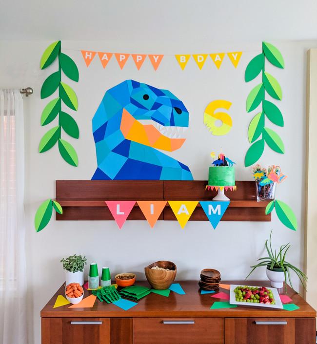 Dino-Mite Party Ideas