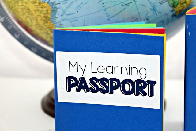 my learning passport