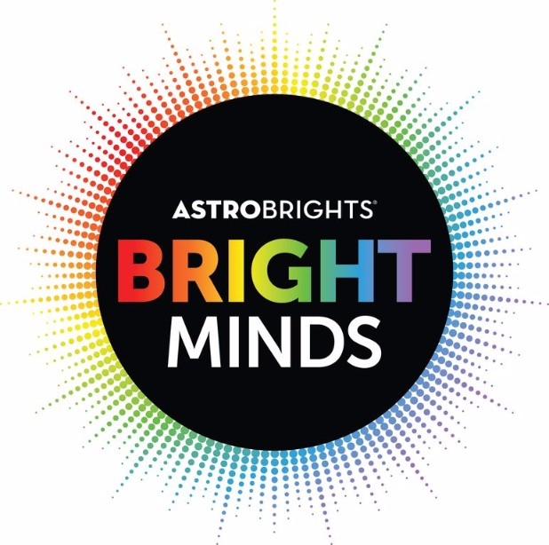 Astrobrights Bright Minds Bloggers
