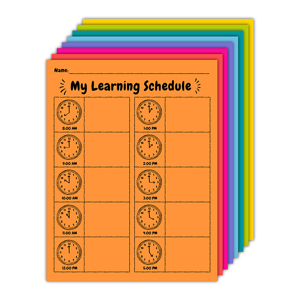 Bright Learning Schedule_Thumb