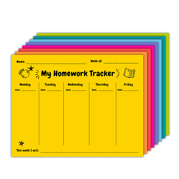 Young Scholars Homework Tracker